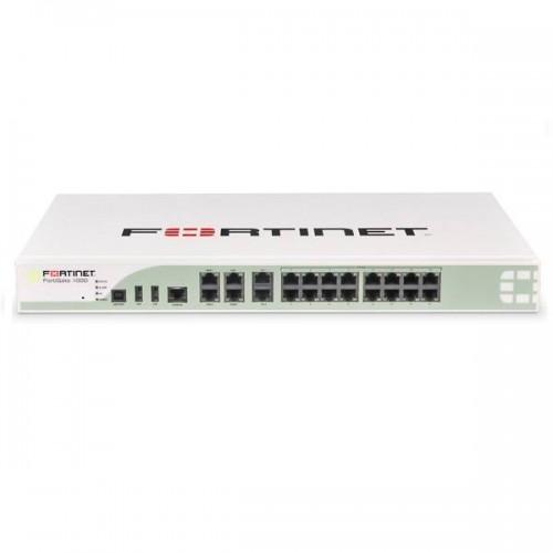 Thiết bị mạng Fortigate Firewalls FG-100D-BDL